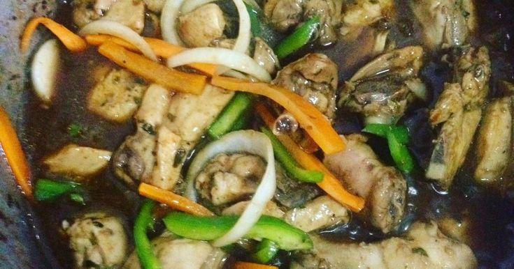 Chop Suey    Encontré esta divertida, fácil y deliciosa de hacer en el supermercado. Gracias a Maggi