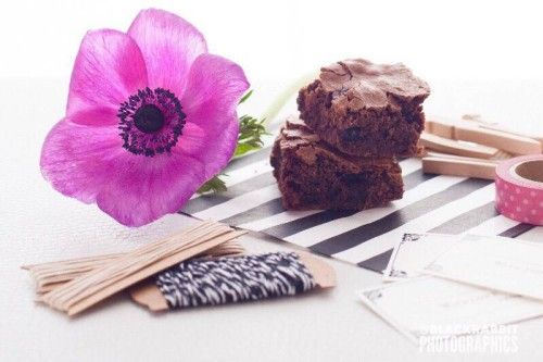 Quickest, Yummiest Chocolate Brownies Ever!