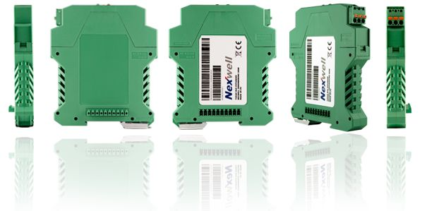 NXW303 - OC OUTPUTS CARD - The NXW303 expander card is designed for open collector outputs installation, with a maximum current of 300mA each. The card allows an alarm siren, DC electrovalves and other 0-12 VDC utilities control