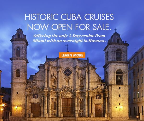 Discover Cuba's larger-than-life culture and historical beauty during an overnight stay in Havana. Your clients will have the opportunity to visit authentic sites such as Old Havana, a UNESCO World Heritage Site. And then kick back on Norwegian's private island in the Bahamas, Great Stirrup Cay. While on board Norwegian Sky, guests will enjoy Free Open Bar, Free Dining and Free Entertainment.