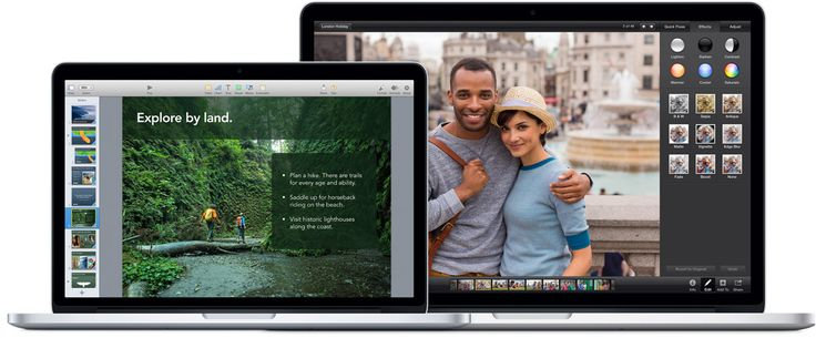 MacBook Pro with Retina display by Apple.