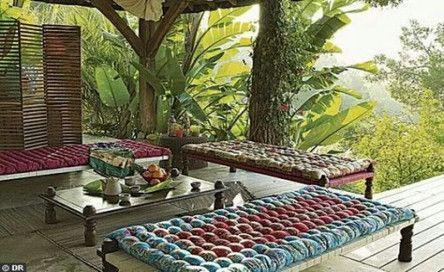 46 Ideas garden terrace cottage beautiful for 2019 ...