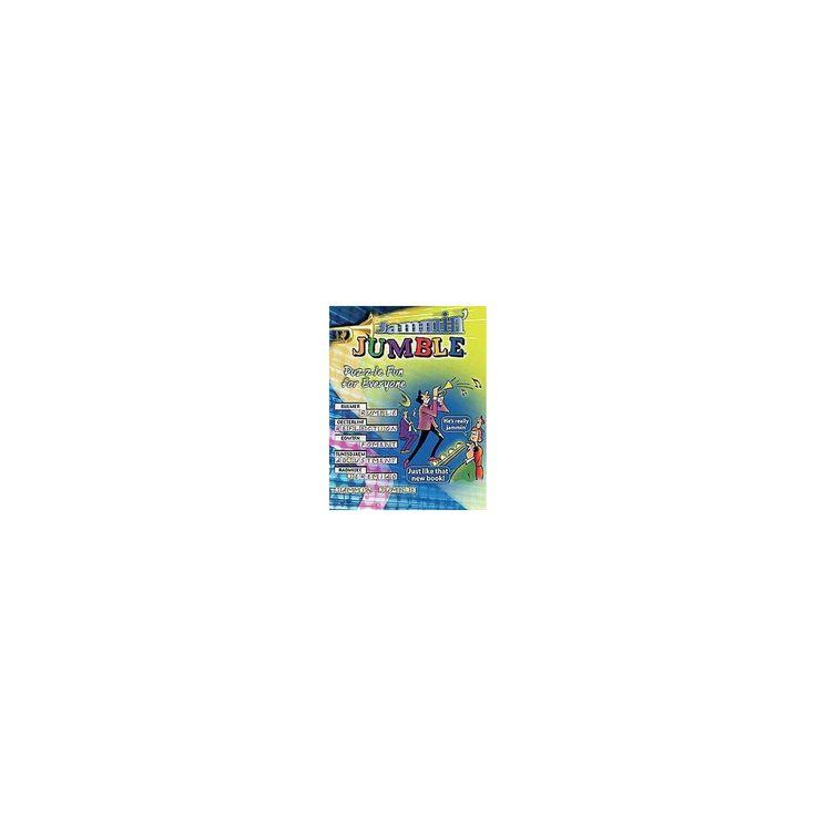 Jammin' Jumble : Puzzle Fun for Everyone (Paperback) (Henri Arnold & Bob Lee & Mike Argirion)