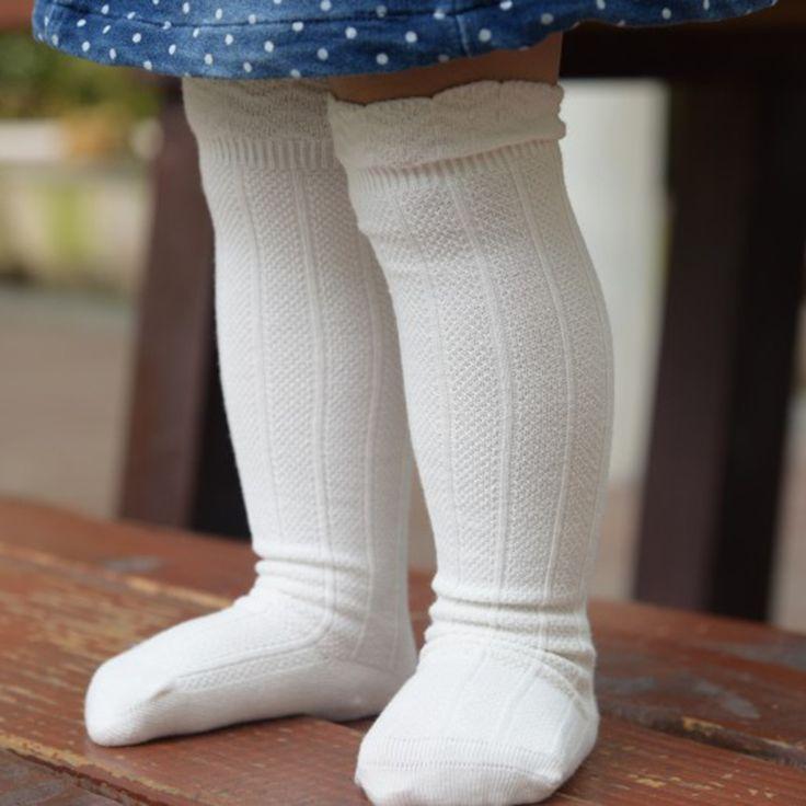 夏秋1ペア赤ちゃん新生児幼児膝高レース靴下長い男の子女の子かわいいレッグウォーマー用新生児乳児キツネ靴下