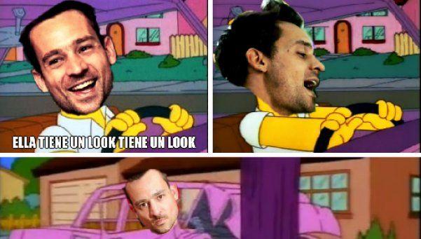Los mejores memes del choque de Chano