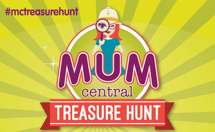 Mum Central Treasure Hunt – Entry Form