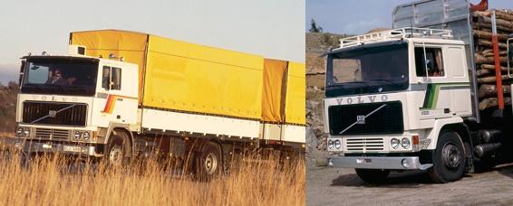 F10 och F12 - 1970-talet : VOLVO TRUCKS