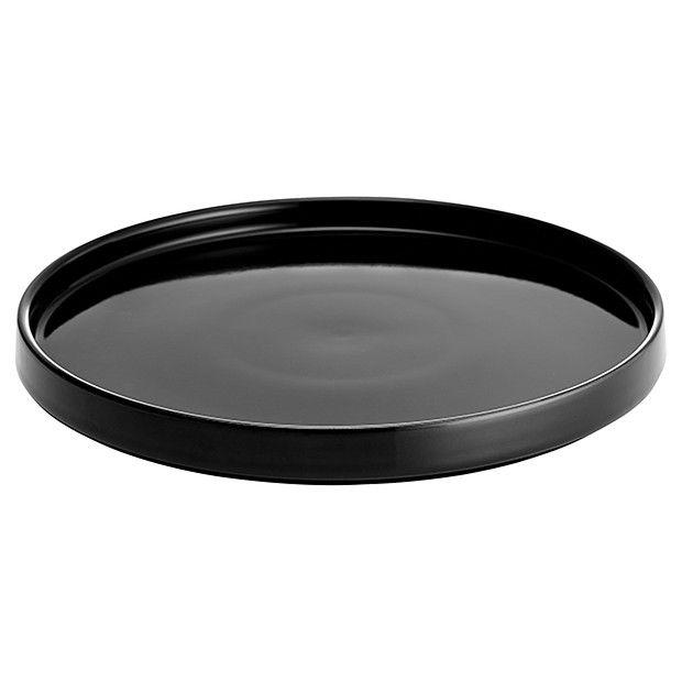Round Ceramic Candle Dish
