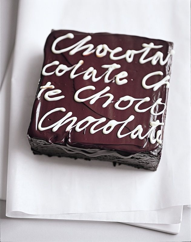 I think it's chocolate...#cake no recipe, just want the design.