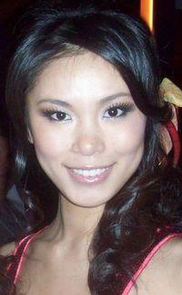 Miss Universe 2007: Japan - Riyo Mori