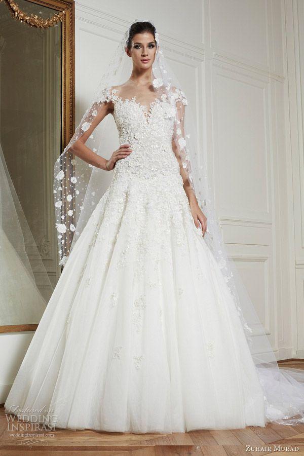 Zuhair Murad 2013 New Style Wedding Dress Dresses
