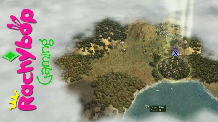 Civilization 5 [Gameplay #1] | Rachybop