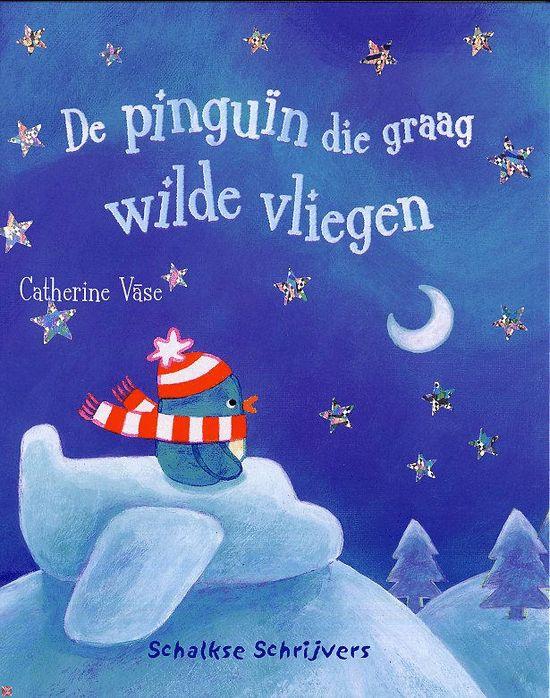 Boekenhoek: de pinguïn die graag wilde vliegen