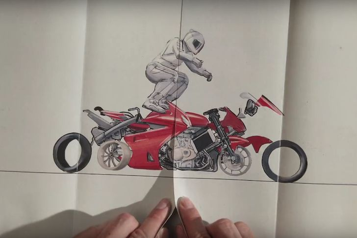 Honda celebrate 70 years of motion with a spellbinding stop-motion ad