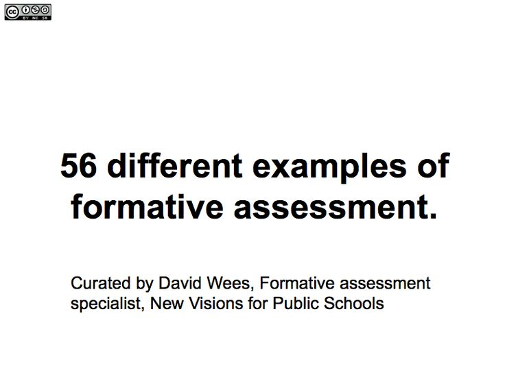 1000+ ide tentang Formative Assessment Examples di Pinterest - formative assessment strategies