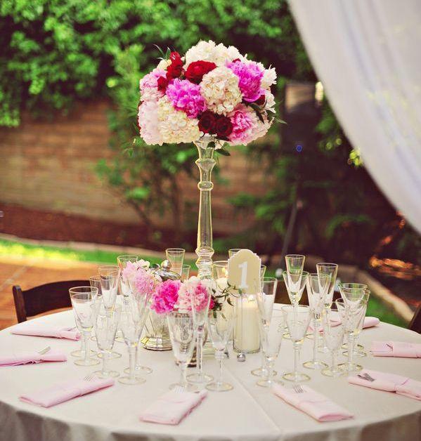 Best 25+ Romantic Wedding Centerpieces Ideas On Pinterest