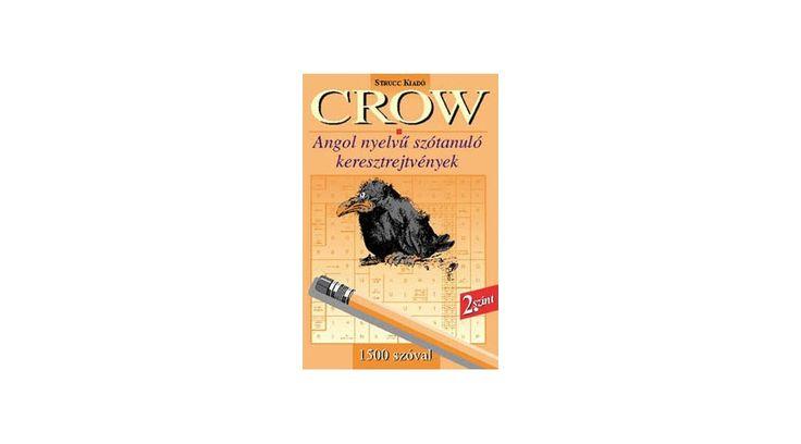 Crow 2 - Angol - Okosodjál webáruház