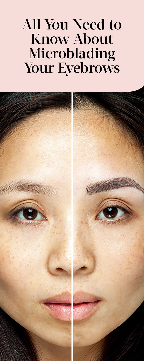 Everything You Need to Know About Microblading Your ...