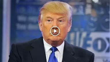 """""""Existe la probabilidad de que ellos pueden terminar dentro de un gran conflicto con Corea del Norte"""". Dijo Trump en una entrevista"""