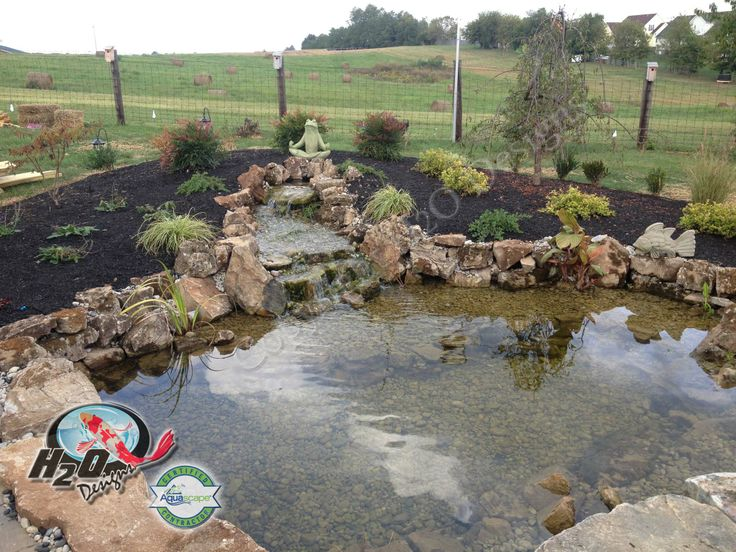 17 best images about pond contractor installation repair for Garden pond installers