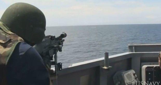 Ημέρα Ανεξαρτησίας για το Αμερικάνικο Ναυτικό | Verge