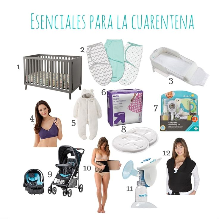 12 productos esenciales para la cuarentena | Blog de BabyCenter