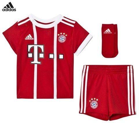 Bayern Munich FC Bayern Munich 2017 Baby Home Kit