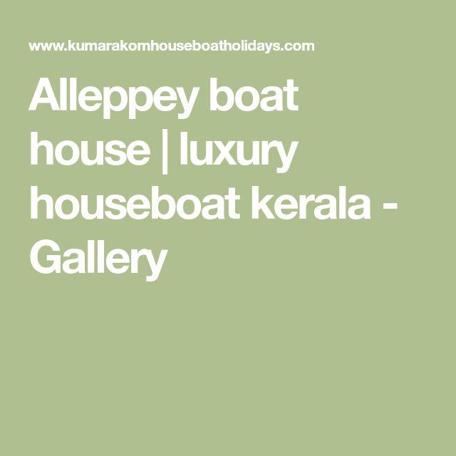Alleppey boat house | luxury houseboat kerala - Gallery