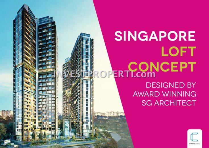 Apartemen Cambio Lofts Alam Sutera, designed by award winning SG Architect #cambioloftsalamsutera