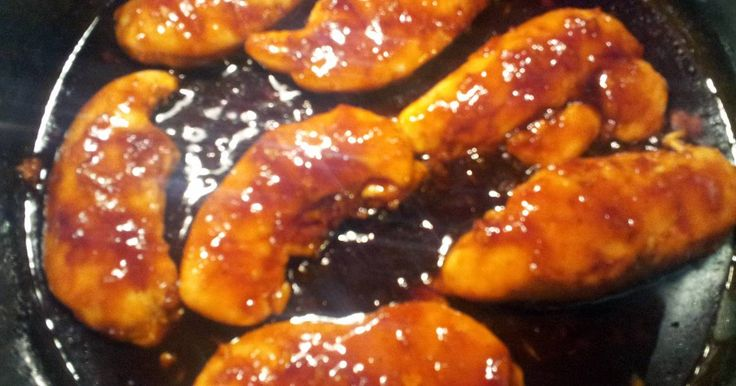 Great recipe for orange chicken.