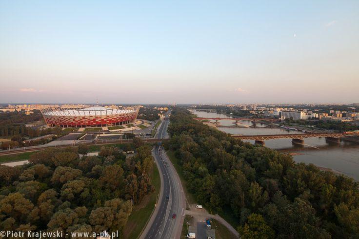 National Stadium in Warsaw   Poland © Piotr Krajewski pkrajewski.pl