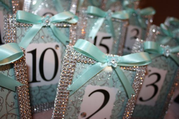 Set Of 15 Wedding Or Special Event 5x7 Frame By Theglitterboxlc Sara S Pinterest Frames Framed Table Numbers And