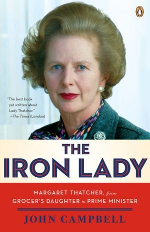 So much more to Thatcher than the movie ever showed.  Steadfast determination to never be held back as a woman.  Interesting read.