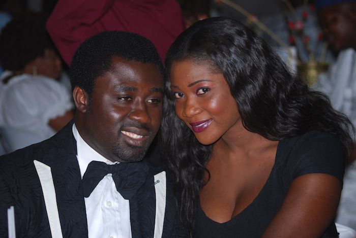 See Nigeria's top 10 hottest celebrity couples ever (With Photos)