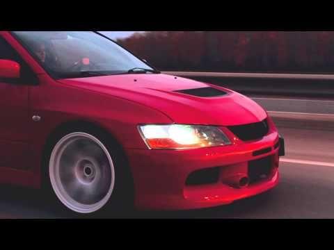Mitsubishi Lanсer EVO IX ||| DROPmedia - YouTube