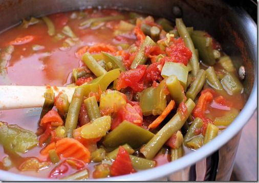 Sacred Heart Diet soup