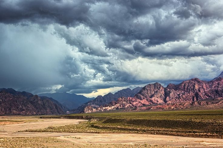 before the storm (Argentina) by Thomas Mueller / 500px
