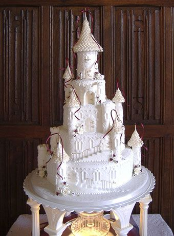 cake. I wanna get married again just to have this cake!!!