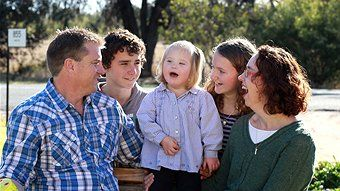 Daughter with Down Syndrome Gives Parents Brighter Outlook