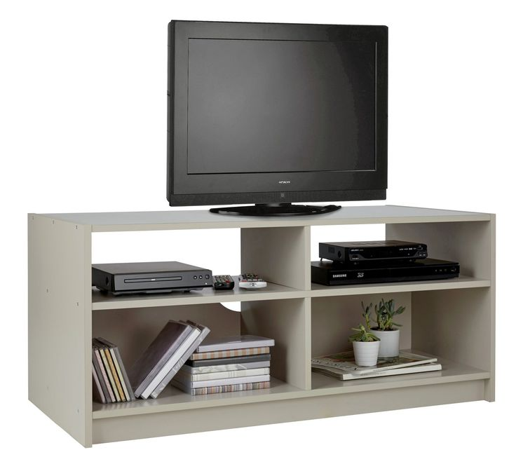 Buy HOME Maine TV Unit - Grey at Argos.co.uk, visit Argos.co.uk to shop online for TV stands, TV stands and wall brackets, Televisions and accessories, Technology