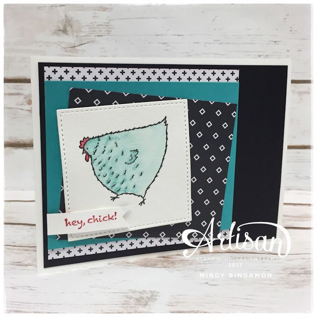 Hi stampers! Happy Friday! It IS Friday, right? :-) After being gone for two weeks and coming back in the middle of a week I'm totally co...