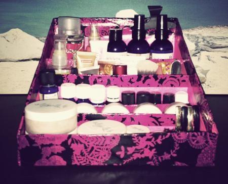 28 best organisation maquillage images on pinterest. Black Bedroom Furniture Sets. Home Design Ideas