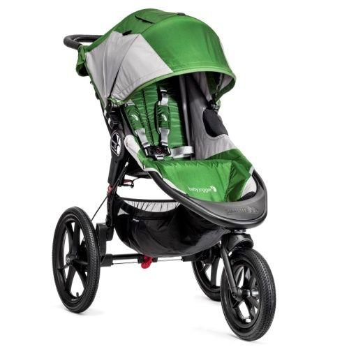 Baby Jogger Summit X3/ wózek do zadań specjalnych, nie tylko idealny na trening biegowy , ale również  sprawdzi się jako spacerówka w mieście/ www.wozimysie.pl
