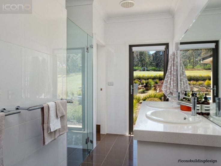 #australiandesign #bathroom #iconobuildingdesign #modern