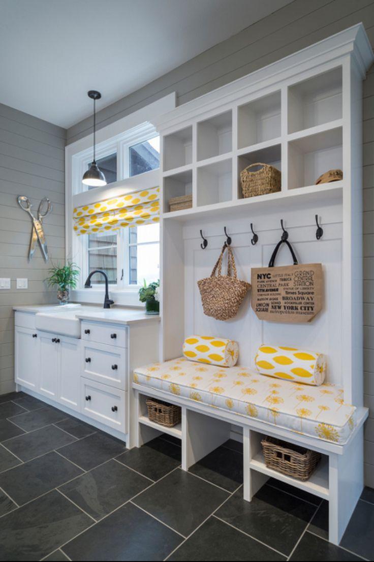 40 Laundry Room Ideas 32