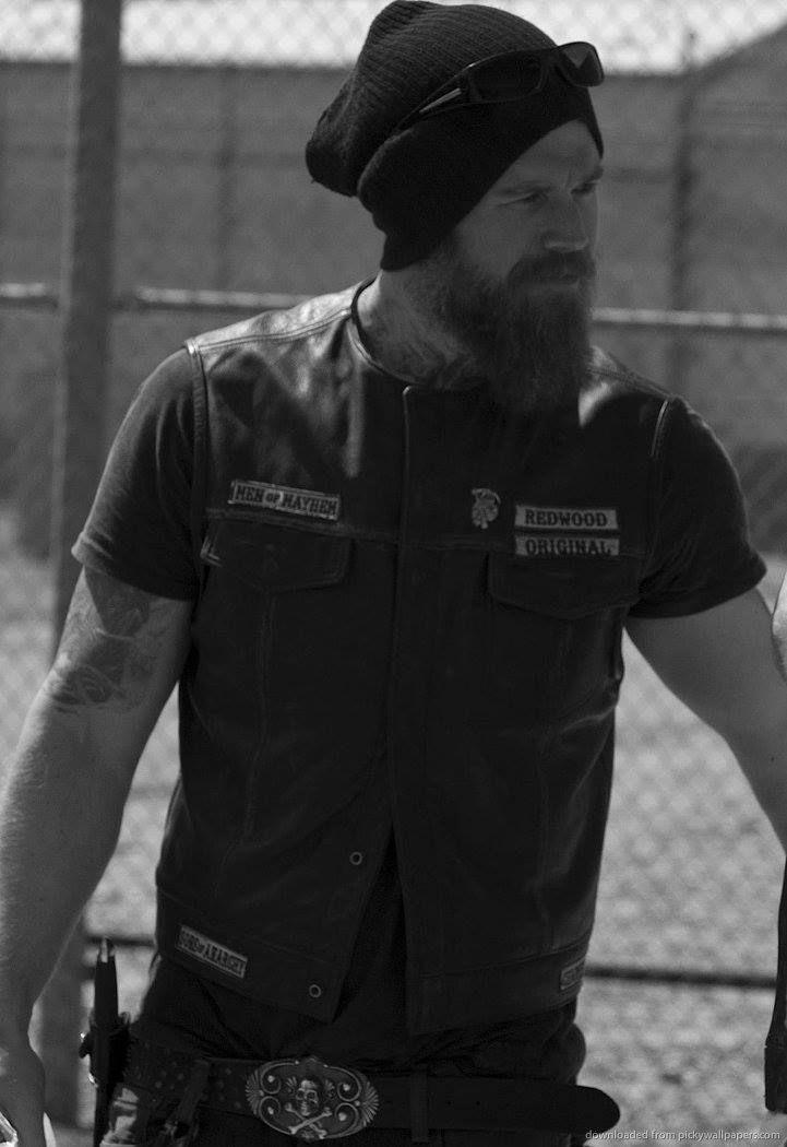 Opie Winston - Sons of Anarchy #OpieWinston #RyanHurst #SonsofAnarchy #SAMCRO Más información en https://twitter.com/SOASAMCROSpain