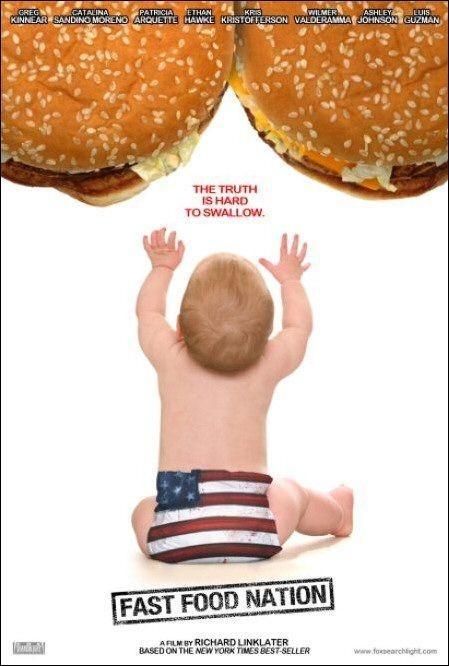 Fast Food Nation - Will I ever eat hamburgers again? You betcha!