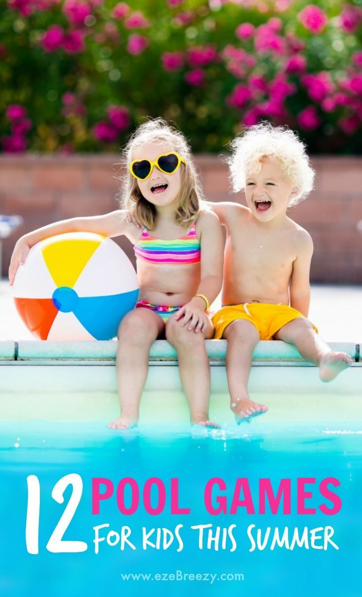 how to make a big splash at the pool