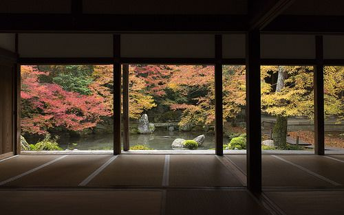 Renge-ji 洛北蓮華寺 | A world of its own. Autumn tranquility. | Patrick Vierthaler | Flickr