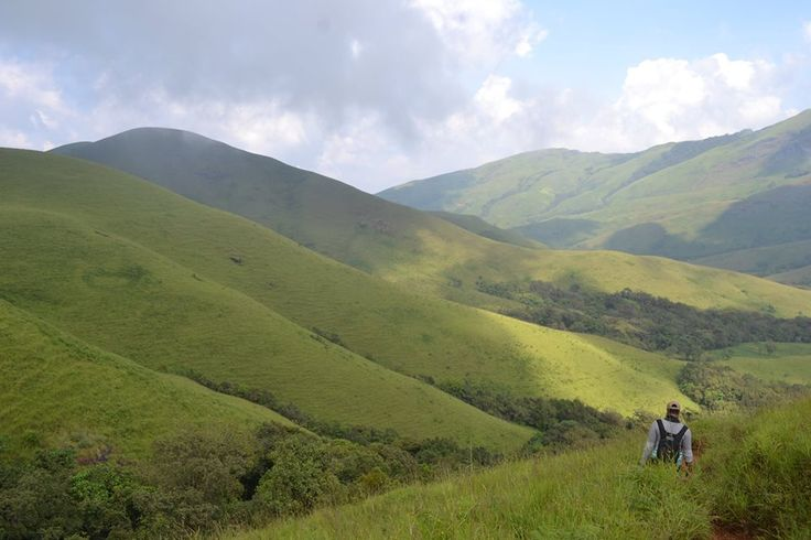 Kudremukh Trek >>>Kudremukh mountain range is situated in Chikmagalur which is around 285 km from Bangalore. The Kudremukh Peak is also known as the 'Horse-faced Peak' due to its resemblance with a horse's face.#adventuresports #Chikmagalur #KudremukhPeak #kudremukhtrek #trekking